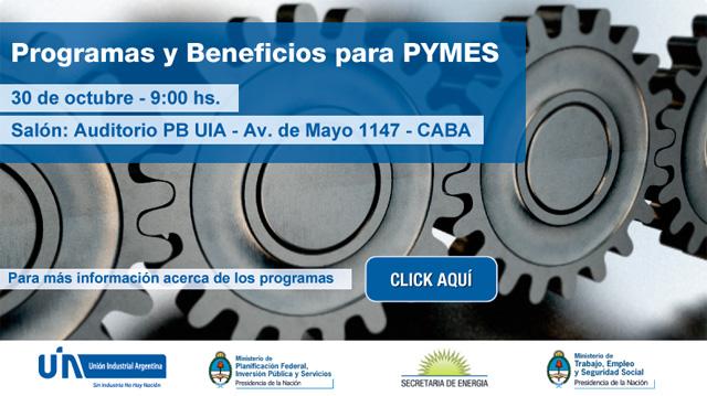 Programas y Beneficios para PYMES